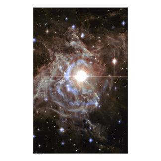 Space Nebula - Cepheid Variable Star RS Puppis Stationery