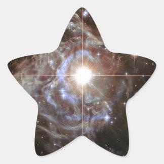 Space Nebula - Cepheid Variable Star RS Puppis Star Sticker