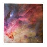 Space Nebula Ceramic Tiles