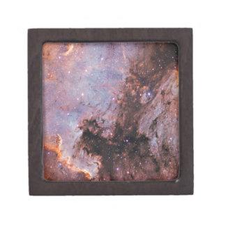 Space nebula gift box