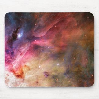 Space Nebula Mouse Pad