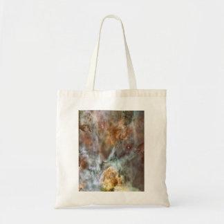 Space Nebula painting Bag