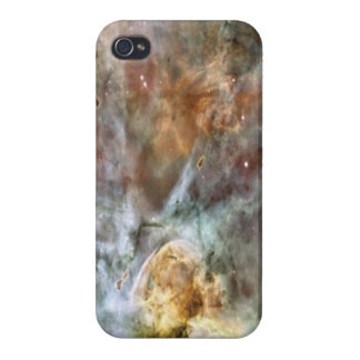 Space Nebula painting iPhone 4 Case