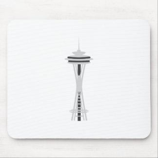 Space Needle Mouse Pad
