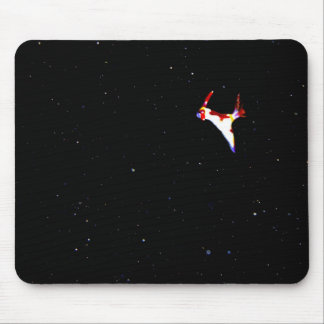 Space Nudibranch Mousepad