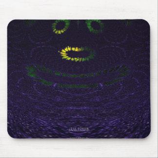 Space-O-Lantern Mouse Pad