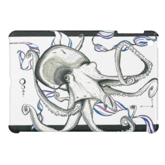 Space Octopus iPad Mini Case iPad Mini Cases