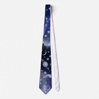 Space Odyssey Men's Tie