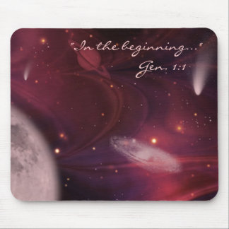 Space Odyssey Mouse Pad