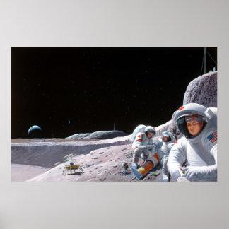 Space Odyssey Print
