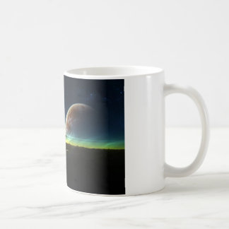 Space on the Horizon Coffee Mug
