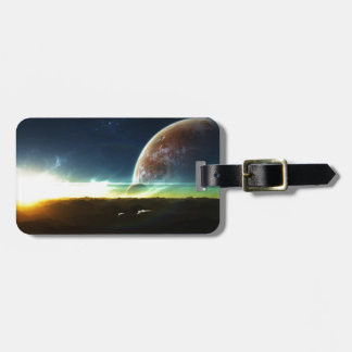 Space on the Horizon Tags For Bags