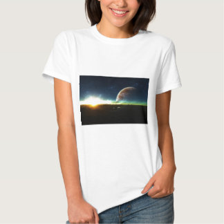 Space on the Horizon T Shirt