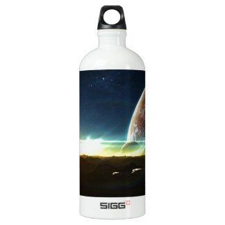 Space on the Horizon Water Bottle