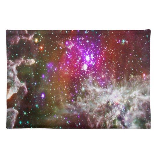 Space - Pacman Nebula Placemat
