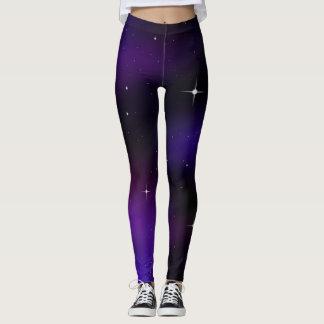 Space Pants - Fun Spacescape Leggings