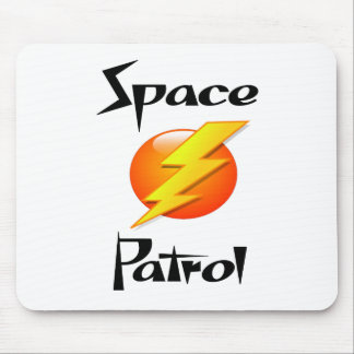 space patrol mouse pad