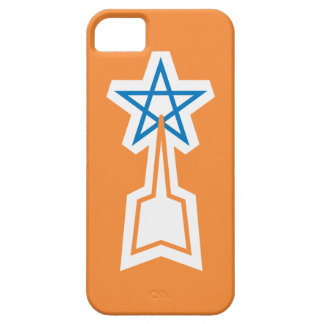 Space Patrolman iPhone 5 Barely There Case