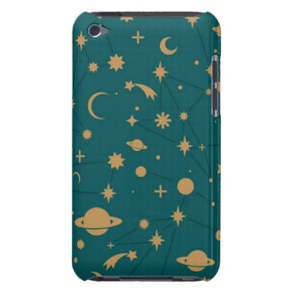 Space pattern Case-Mate iPod touch case