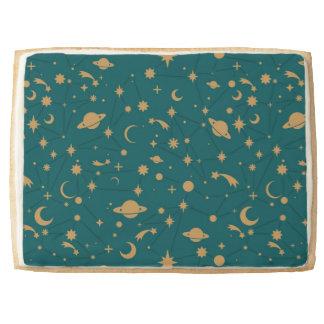 Space pattern jumbo cookie