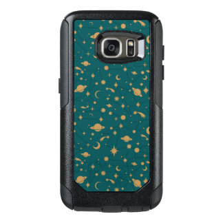 Space pattern OtterBox samsung galaxy s7 case