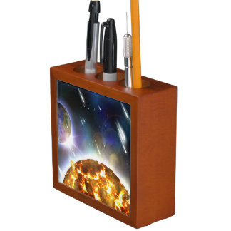 Space Pencil Holder