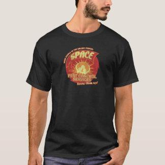 Space pest control services NETWORK T-Shirt