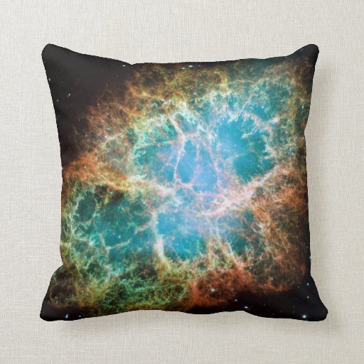 Space Photography Pillow