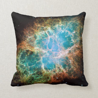 Space Photography Throw Pillow