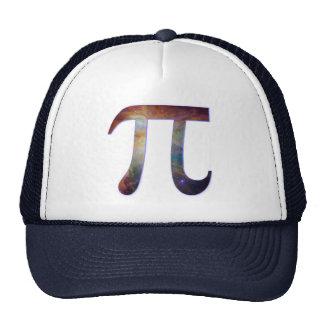 Space pi happy pi day galaxy math geek gift trucker hat