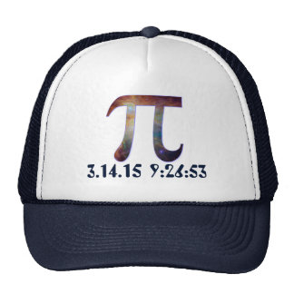 Space pi happy ultimate pi day 2015 galaxy trucker hat