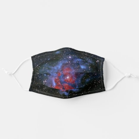 Space picture - Stellar Nursery RCW120 Adult Cloth Face Mask