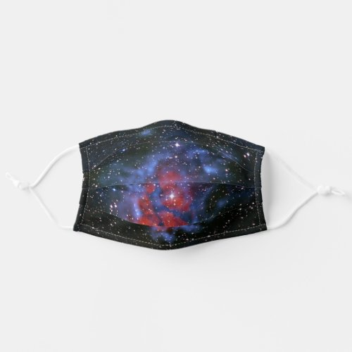 """Space picture - Stellar Nursery """"RCW120"""" Adult Cloth Face Mask"""