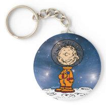 SPACE | Pig Pen Astronaut Keychain