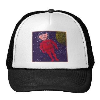 Space Pig Trucker Hat
