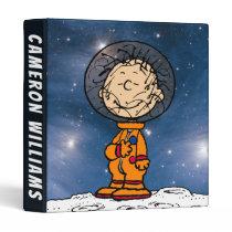 SPACE | Pigpen Astronaut 3 Ring Binder