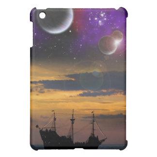 Space Pirates iPad Mini Cases