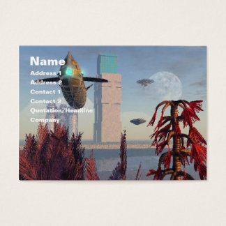 Space Pixels | Business Card