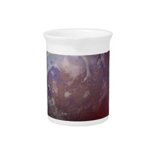 Space Planet Beverage Pitchers