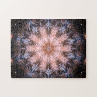 Space Portal | Relaxation Mandala Jigsaw Puzzle
