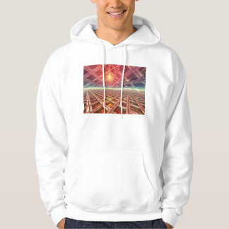 Space Portal To The Stars Hoodie