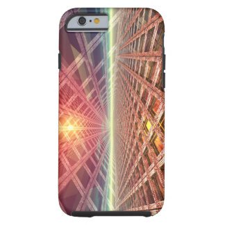 Space Portal To The Stars Tough iPhone 6 Case