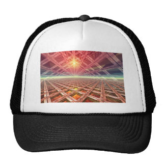 Space Portal To The Stars Trucker Hat