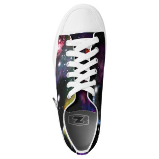 Space Printed Shoes