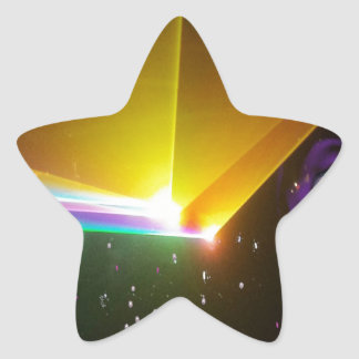 space probe_ star sticker