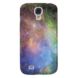 Space Puddle Samsung Galaxy S4 Case