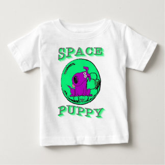 Space Puppy Baby T-Shirt