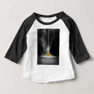 Space Pyramid Baby T-Shirt