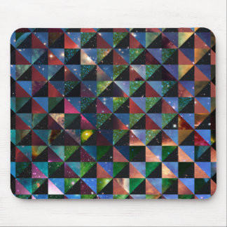 Space Quilt Mouse Pad