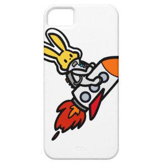 Space rabbit (rocket) iPhone SE/5/5s case